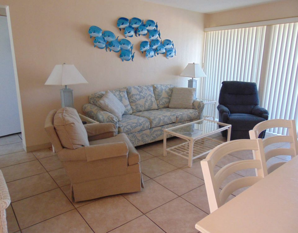 Unit 12 Living Room