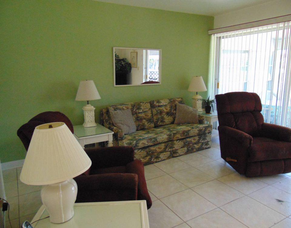 Unit 16 Living Room