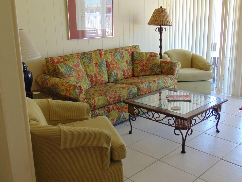 Unit 21 Living Room