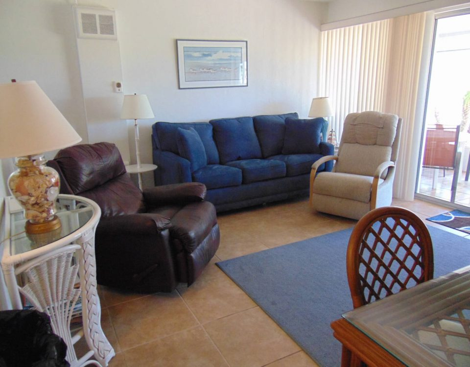Unit 26 Living Room