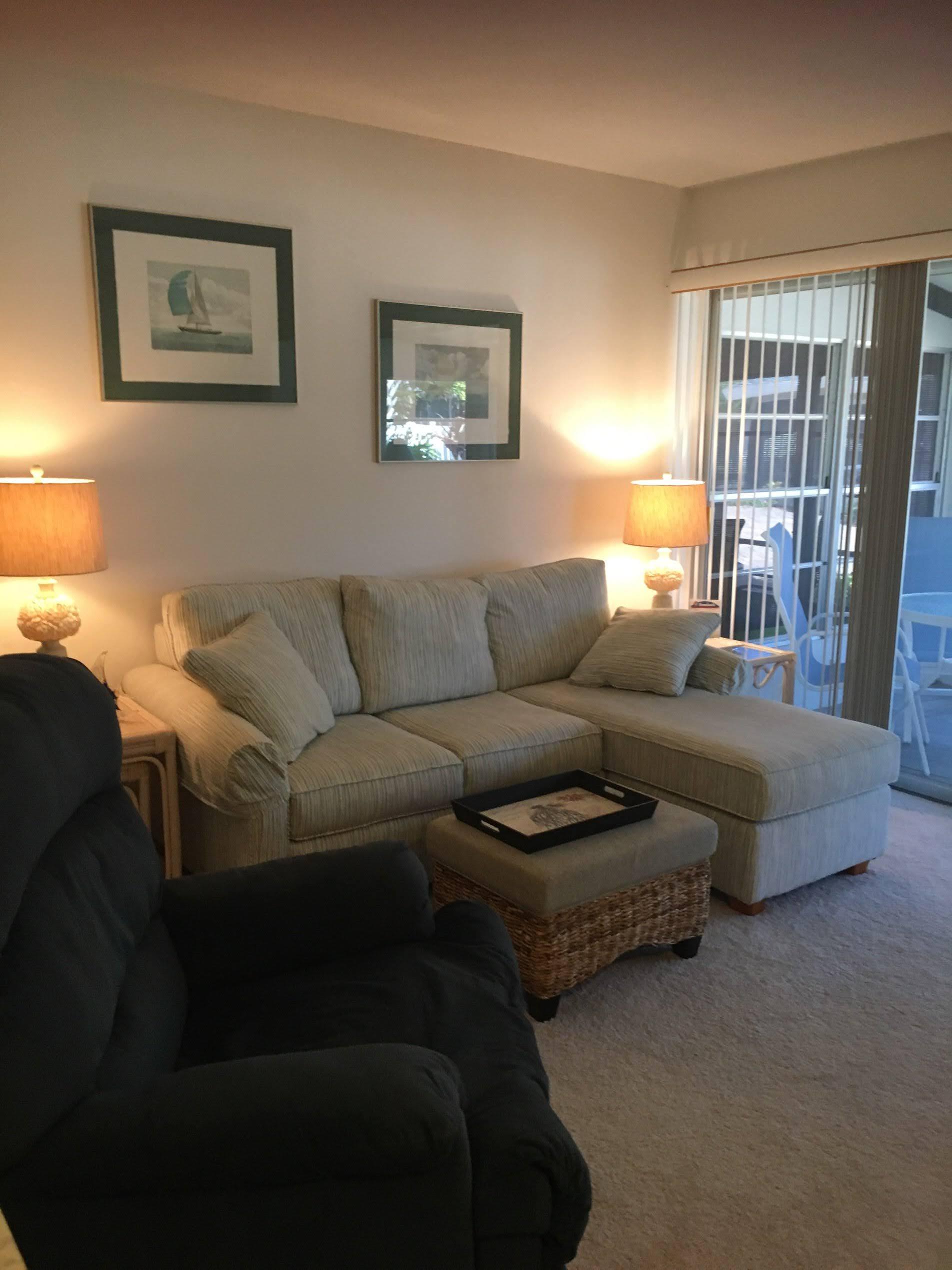 Unit 19 Living Room