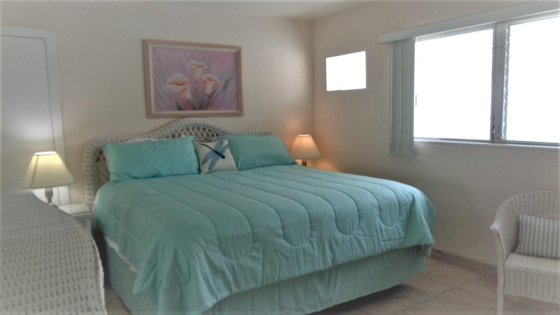 Unit 10 Bedroom